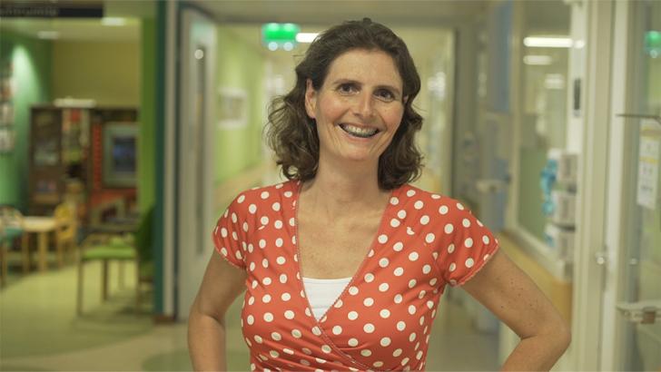 Liesbeth van der Veer Kinderafdeling st. Antonius Ziekenhuis